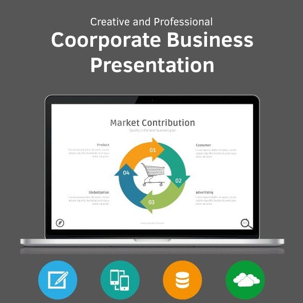Coorporate Business Presentation
