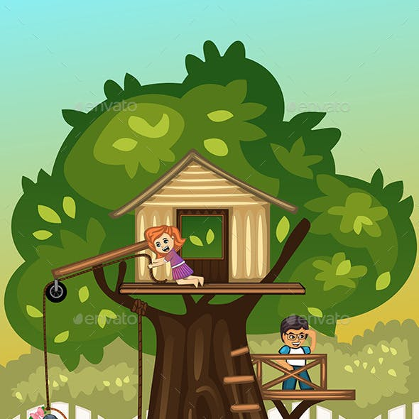 Tree House Vector Graphics Designs Templates Alibaba.com offers 1,045 cartoon tree photos products. tree house vector graphics designs