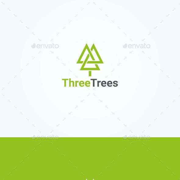 Three Trees Logo