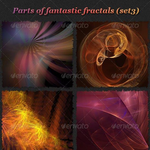 Fantastic Fractals Set 3
