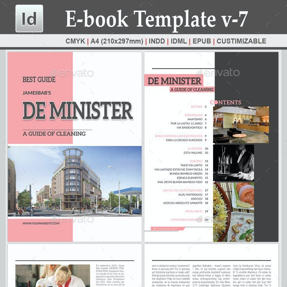 E-Book Template v-7