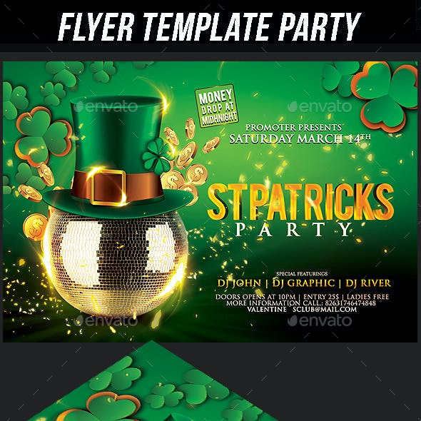 St Patricks Day Party
