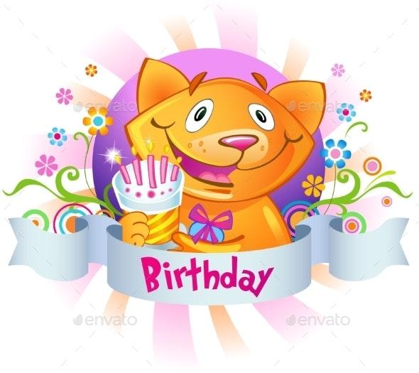 Birthday Greetings - Birthdays Seasons/Holidays