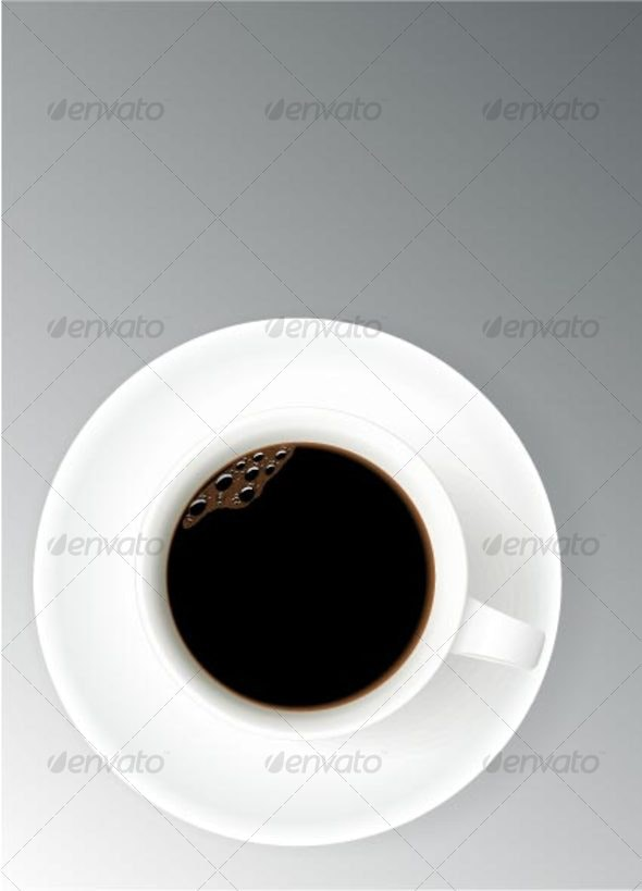 the cup of the coffee - Food Objects