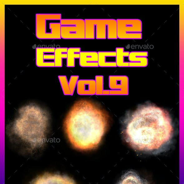 Game Effects Vol.9