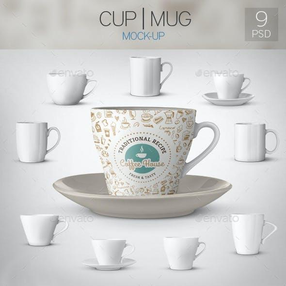 Cup | Mug Mock-Up