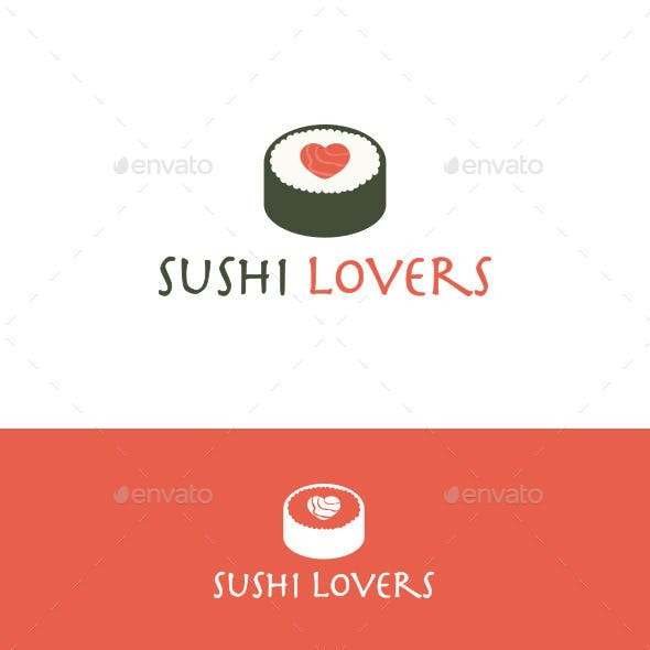 Sushi Lovers Logo