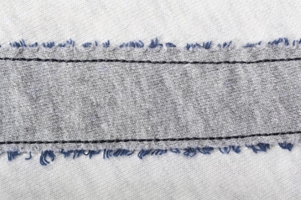 Grey Fabric Texture - Metal Textures