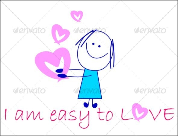 easy to love - People Characters
