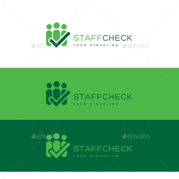 Staff Check Logo