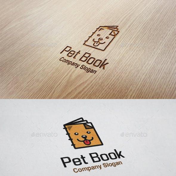 Pet Book Logo