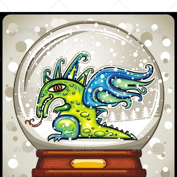 Dragon, Chinese New Year 2012