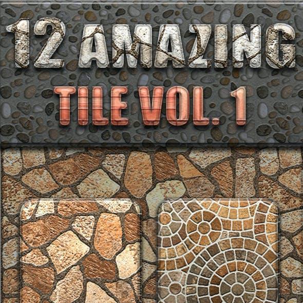 12 Amazing Tile Style Vol.1