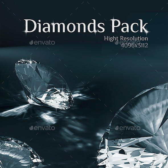 Diamonds Jewelry Pack