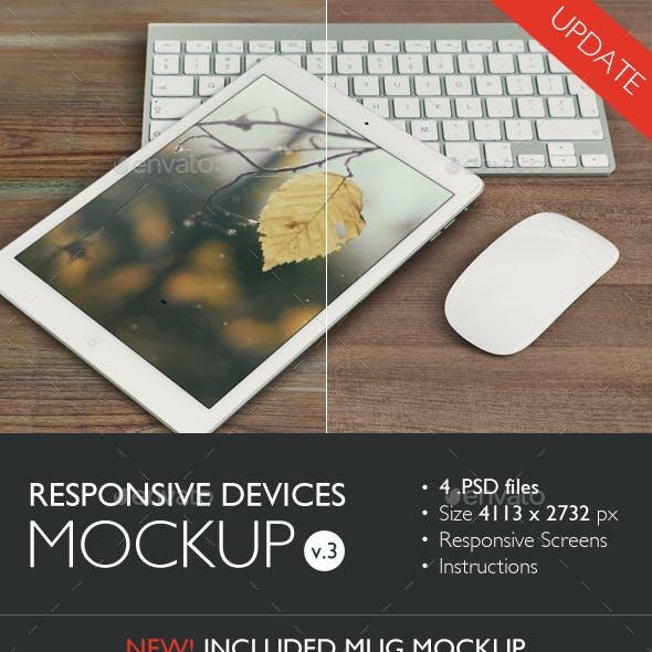 Responsive Devices Mockup v.3