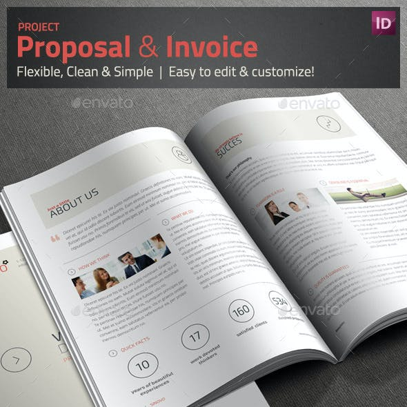Project Proposal & Invoice