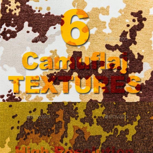 Camuflaj Textures