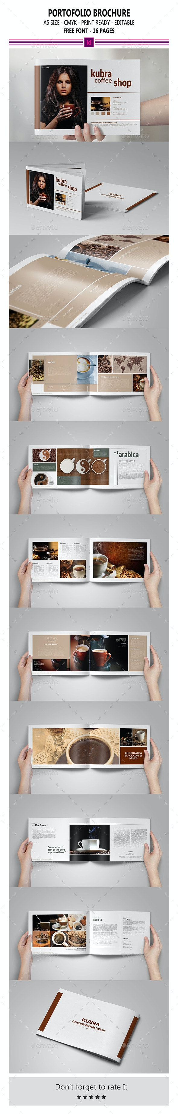 Multipurpose Brochure Catalog Template - Catalogs Brochures