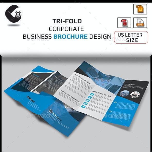 Corporate Tri-fold Brochure-Multipurpose