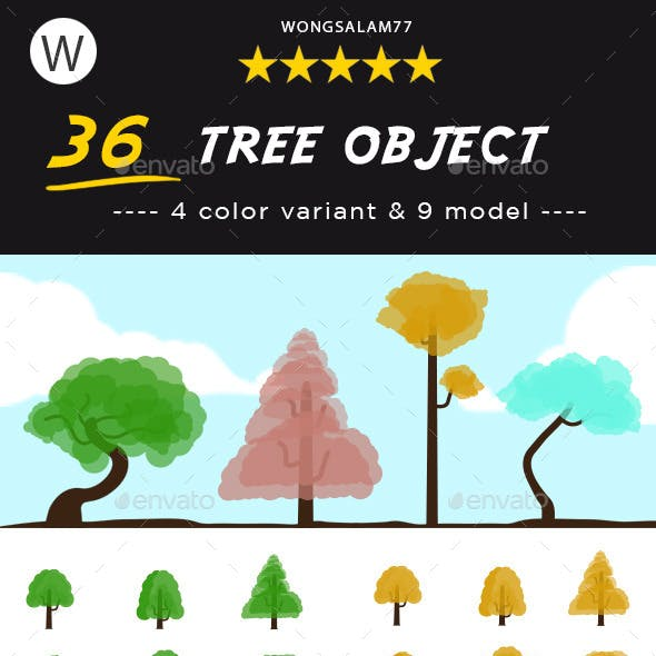 Tree Collection 2