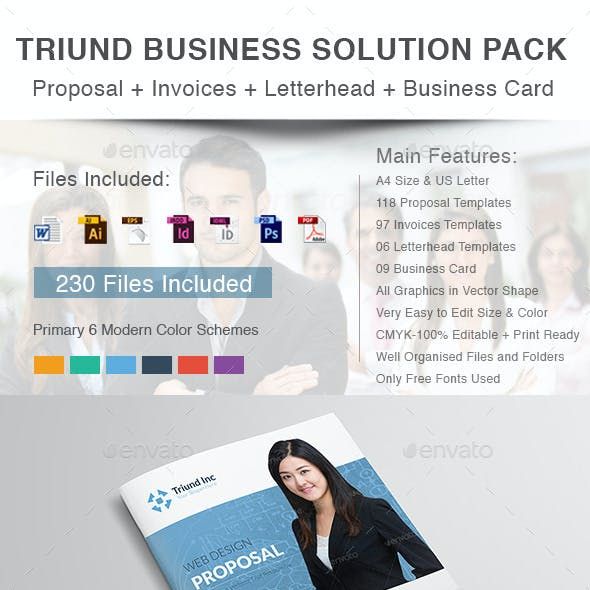 Triund Business Solution Pack