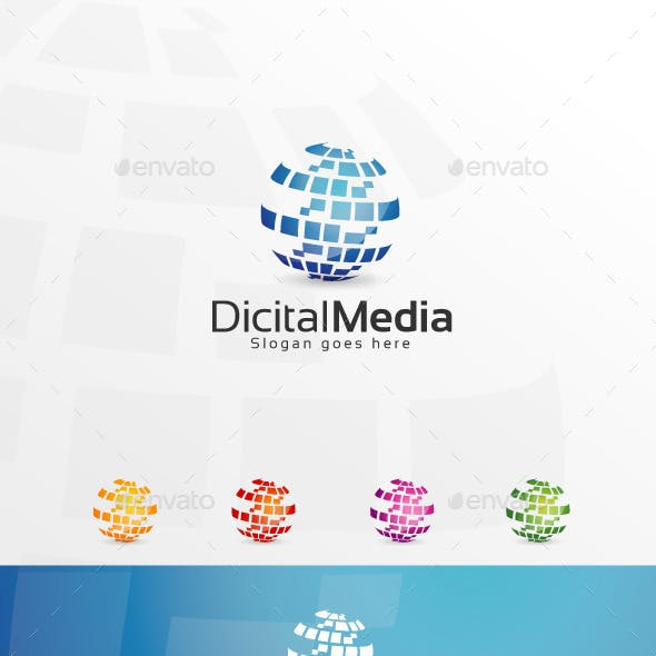 Dicital Media Logo