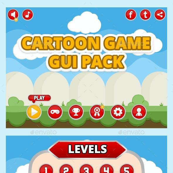 Kids Cartoon Game Kit