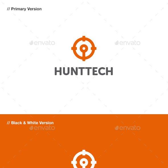 Hunt Tech Logo