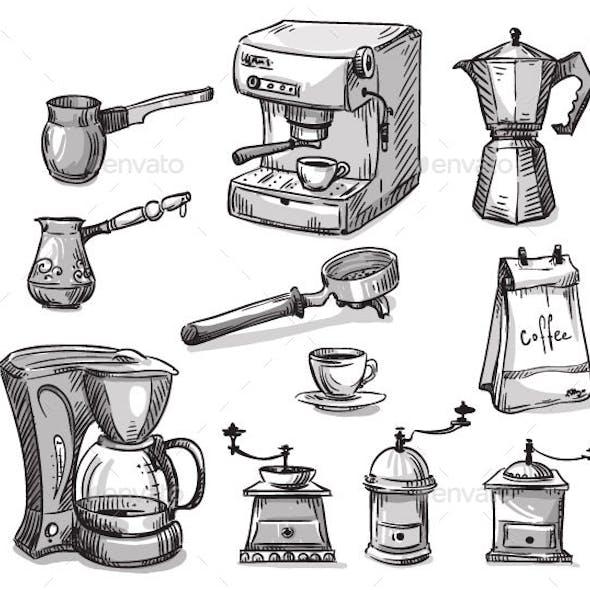 Coffee Maker Elements
