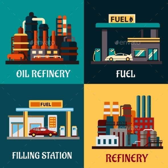 Fuel and Refinery