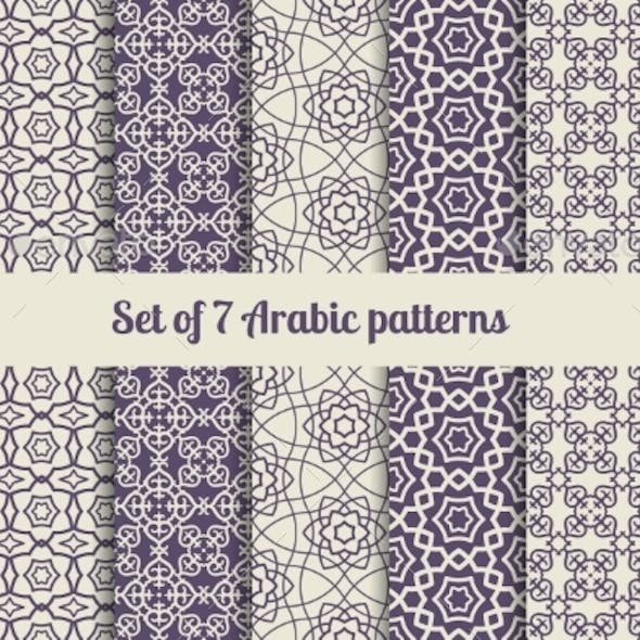 Arabic Patterns