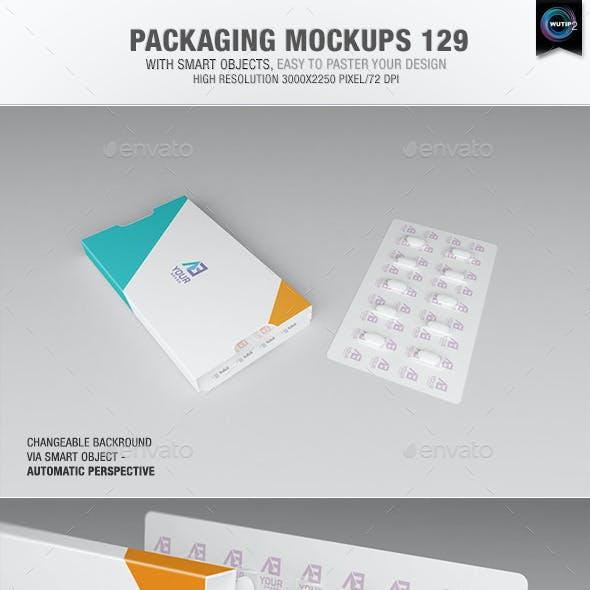 Packaging Mock-ups 129