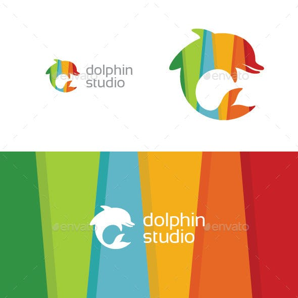 Dolphin Studio Logo