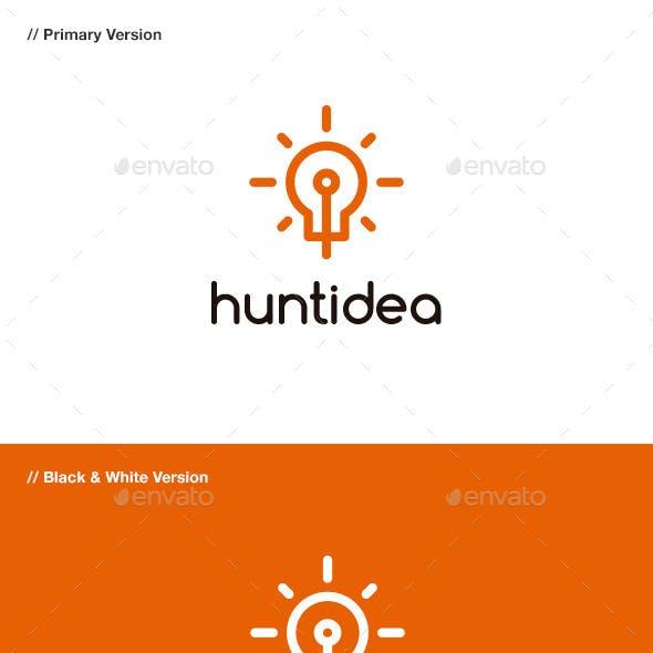 Hunt Idea Logo