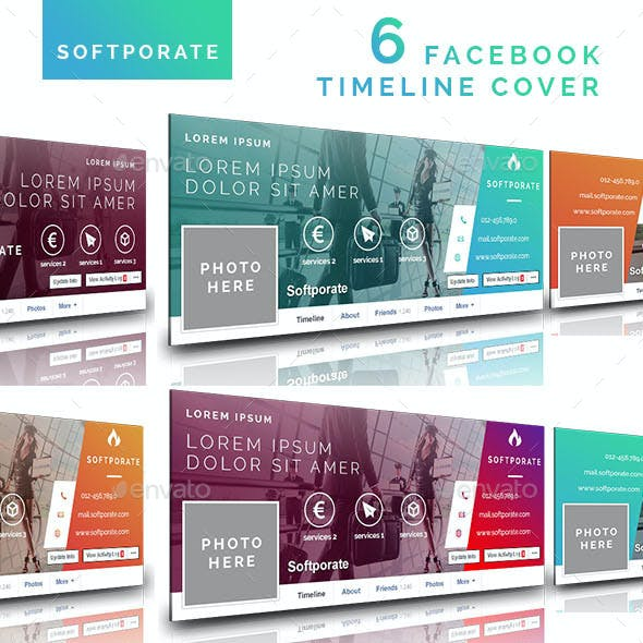 Softporate - Facebook Timeline Cover