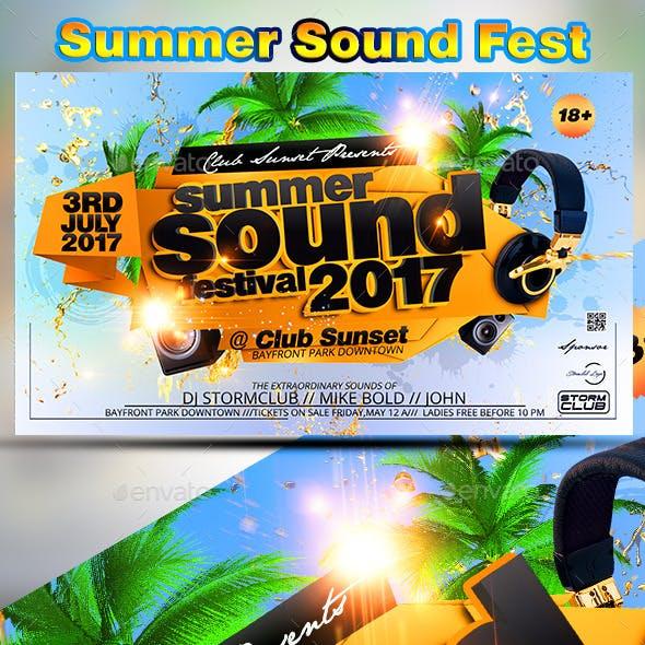 Summer Sound Fest