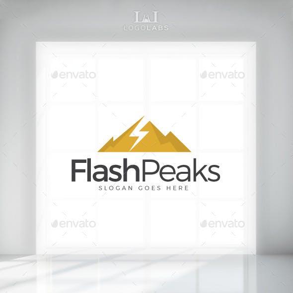 Flash Peaks Logo