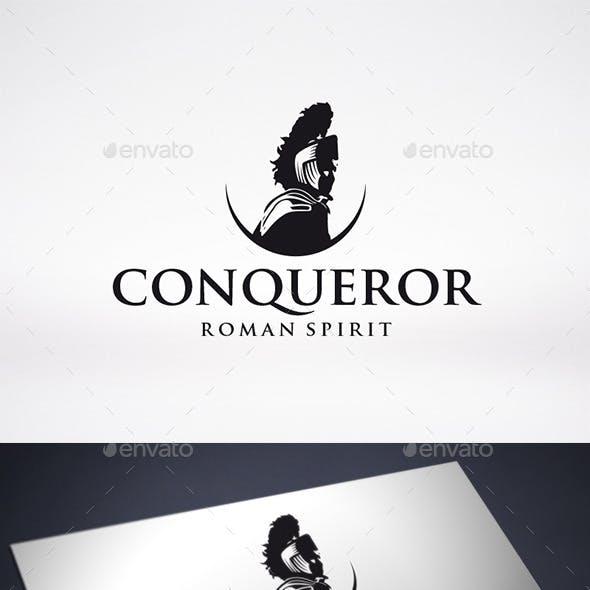 Conqueror Logo Template