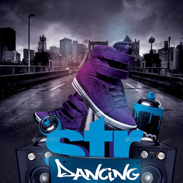 The Street Dancing