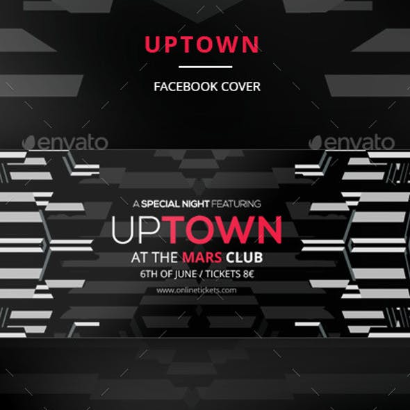 Uptown Facebook Cover