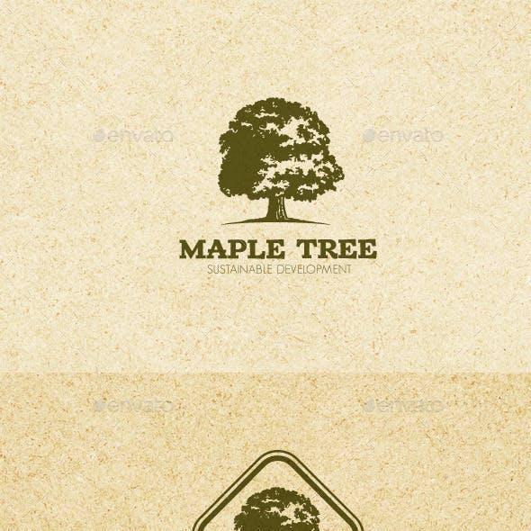 Maple Tree Sustainable Development Logo
