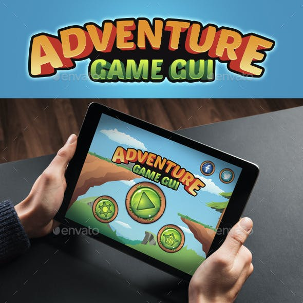 Adventure Game GUI