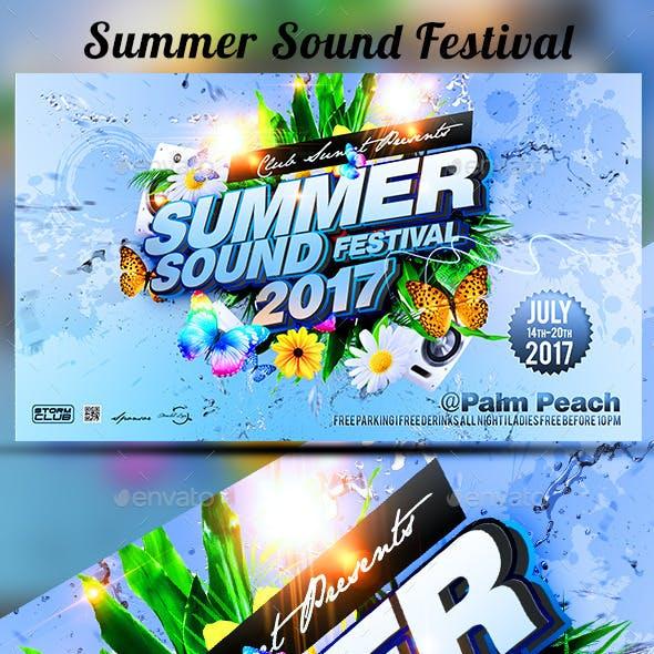 Summer Sound Festival