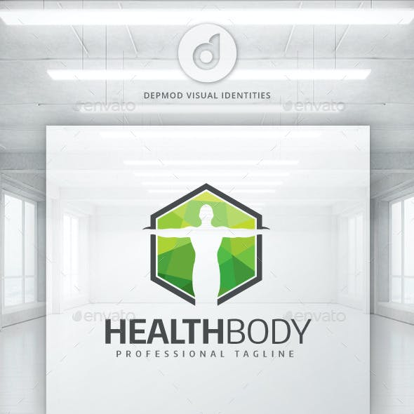 Health Body Logo