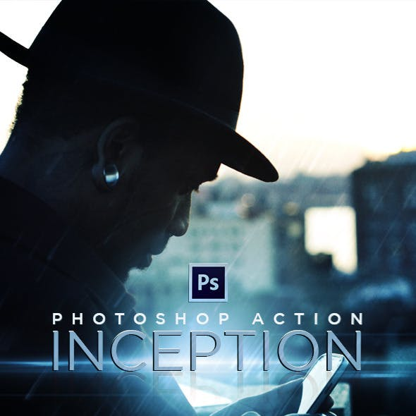 Inception v1.1 Photoshop Action