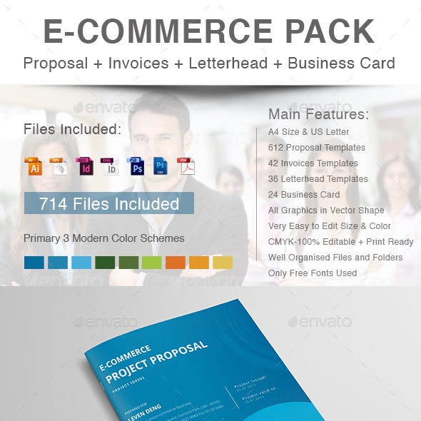 E-Commerce Business Pack