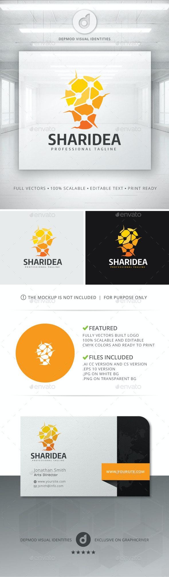 Share Idea Logo - Objects Logo Templates