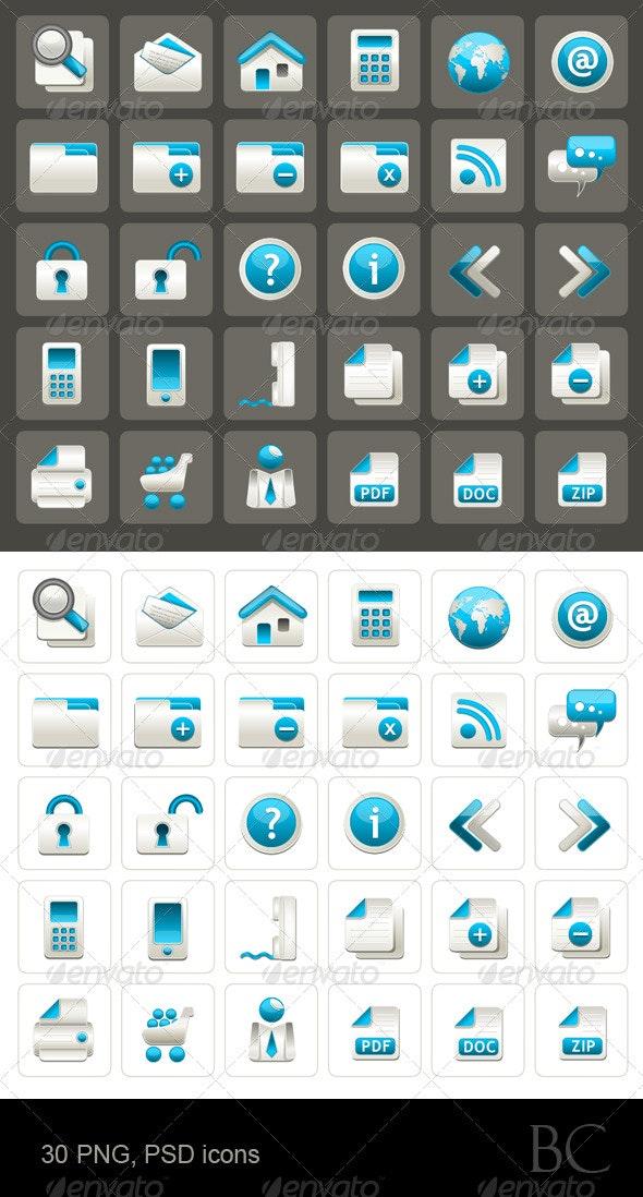 Icons Web - Web Icons