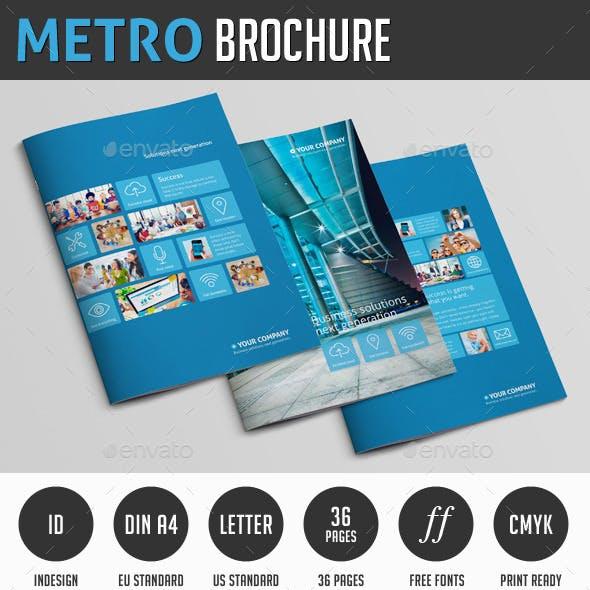 Metro Brochure