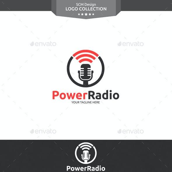 Power Radio Logo